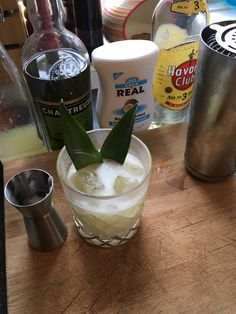 The pina verde or green-yuh colada #cocktails #drinks #HappyHour #food #sun #lunch #bar #London