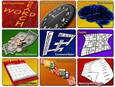 Classroom Web Tools great ideas for integrating technology into the classroom.