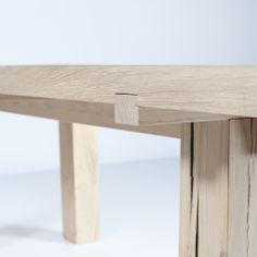 Woud tafel - design by Bart Lens