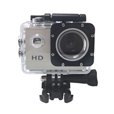 """A7 HD 720P Sport Mini DV Action Camera 2.0"""" LCD 90° Wide Angle Lens 30M Waterproof"""