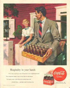 Vintage publicity