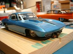 dragster slot car - Google Search