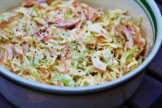 Broccoli Slaw Slivered Almonds Roast Chicken Flavored Ramen Noodles Sunflower Seeds 1 Bunch of Green Onions Sugar Vinegar Oil Ramen Noodle Slaw, Ramen Noodles, Noodle Salad, Brocolli Slaw, Broccoli Salad, Cabbage Salad, Slaw Recipes, Healthy Recipes, Noodle Recipes