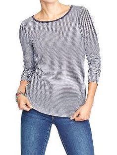 Women's Sweater-Knit Long-Sleeve Tops | Old Navy