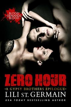 The Lovely Books: Blog Tour Review + Giveaway- Zero Hour by Lili St. Germain