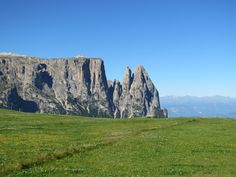 Seiseralm Süd Tirol