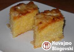 Kokos baklava - Kolači recepti -