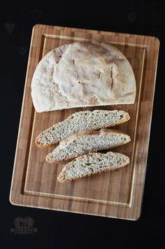 El Blog de Amor en Berza: Cómo preparar pan con masa madre