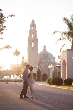 So-Cal | Save the date inspiration