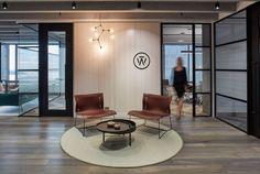 Simple Elegant Reception Area