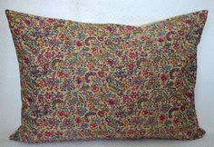 Beige Paradise Kantha Quilt Throw Handmade Pillow Case Cotton Cushion Cover 28