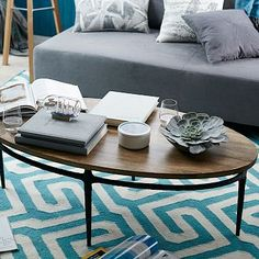 Cast Base Coffee Table #westelm  http://washingtondc.craigslist.org/doc/fuo/4587036391.html
