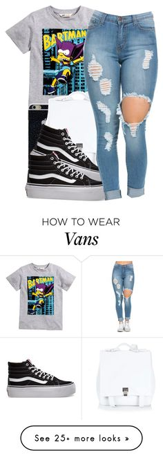 """I Just Sh!ted on you hoes do you smell that?"" by trilltommie on Polyvore featuring H&M, Proenza Schouler and Vans"