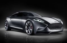 2015 Hyundai Genesis Coupe Concept Images