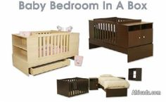 Baby Bedroom in a Box