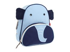 Skip Hop Zoo Pack Backpack Hippo - Zappos.com Free Shipping BOTH Ways