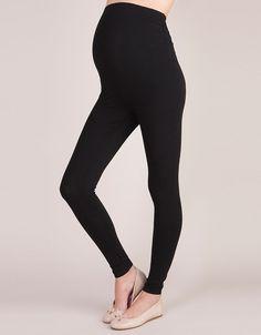 ff6a7b7aa1d5 Essential Over Bump Modal Maternity Leggings