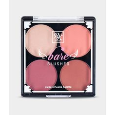 Sweet Cheeks Palette by Ruby Kisses - Face - Cosmetics