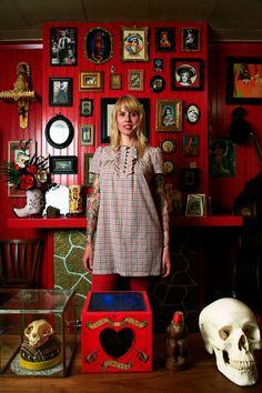 Angelique Houtkamp.  Amazing Dutch Tattoo Artist