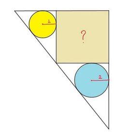 Geometry Problems, Math Problems, Calculus, Algebra, Math Teacher, Teaching Math, Act Exam, Mathematics Geometry, Math Tutorials
