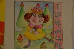 Alexia Molino - I love my cake