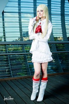 Emilie Rochefort from Tekken by ivettepuig.deviantart.com #cosplay