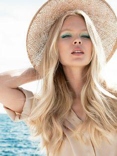 Du strahlst aber: Sommer-Make-up schminken!