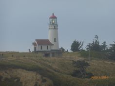 Cape Blanco Light, Oregon