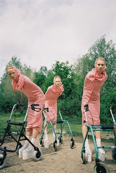 Michal Pudelka ~ Happy Endings