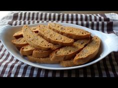 Food Wishes Video Recipes: Almond Biscotti – Because Winter is Coming