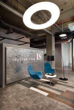 Philip Morris Sabanci Sales and Marketing Inc HQ Office/ mimer Studio, İstanbul, Turkey