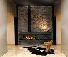Výsledek obrázku pro design fireplace