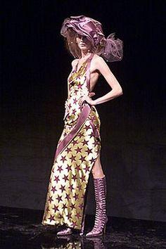 Christian Dior Spring 2000 Ready-to-Wear Fashion Show - John Galliano