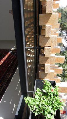 Gallery - Brick Pattern House / Alireza Mashhadmirza - 13