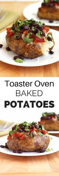 ... To: Toaster Oven Baked Potatoes Recipe Ovens, Toaster and Potatoes