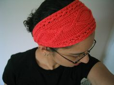 Knitting these to keep ears warm running this winter