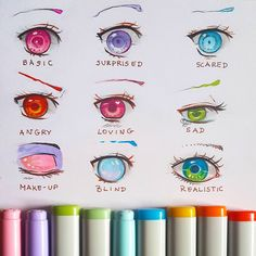 """I do eye-practice regularly so why not join and practise with me? ;) Various…"