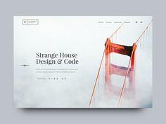 Strange House - Design & Code