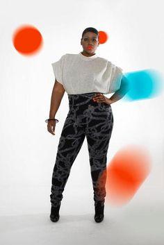 Jibri Collection Plus Size, Fall 2011 - Fashion Plus Size