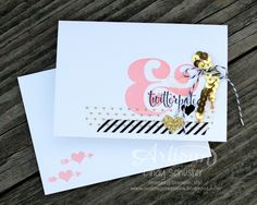 Simple and easy love notes! ~ Cindy Schuster