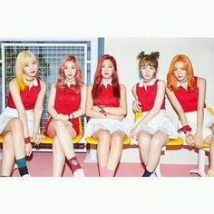 Red Velvet - 3rd Mini Album '#RUSSIANROULETTE' Group Teaser Photo ⚠️ Russian Roulette MV Teaser is out!!! LINK ON MY BIO. Watch it now!!! ➡️ Red Velvet 3rd Mini Album 'Russian Roulette' Tracklist: 1.) Russian Roulette 2.) Lucky Girl 3.) Bad Dracula 4.) Sunny Afternoon 5.) Fool 6.) Some Love 7.) My Dear ➡️ Russian Roulette is a Red and Velvet concept album.