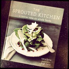 Best new cookbook: Sprouted Kitchen. (Wish List)