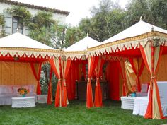 Raj Tents — Pergolas - Luxury tent rental perfect for Bars ...