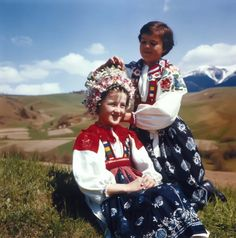 - It Was A Work of Craft Folk Fashion, Modern Fashion, Folk Costume, Costumes, Historical Costume, Folklore, Costume Design, Traditional Outfits, Christmas Sweaters