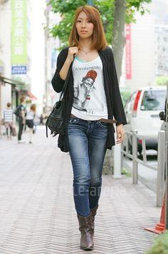 Banbi's STYLE -TOKYO STREET STYLE | スタイルアリーナ style-arena.jp