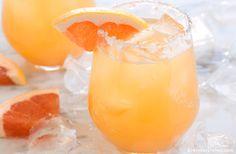 Greyhound Grapefruit Beer Cocktail Recipe