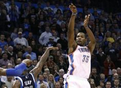 Durant's gamewinner versus the Mavs. #beast