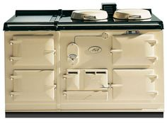 4 Oven AGA Classic Special Edition Heat Storage Cast Iron Range Cooker - Cream