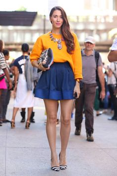 Street Style #NYFW