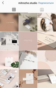 Инстаграм дизайнера, единый стиль профиля Instagram Feed Layout, Instagram Grid, Instagram Design, Free Instagram, Instagram Blog, Instagram Posts, Social Media Branding, Social Media Design, Web Design